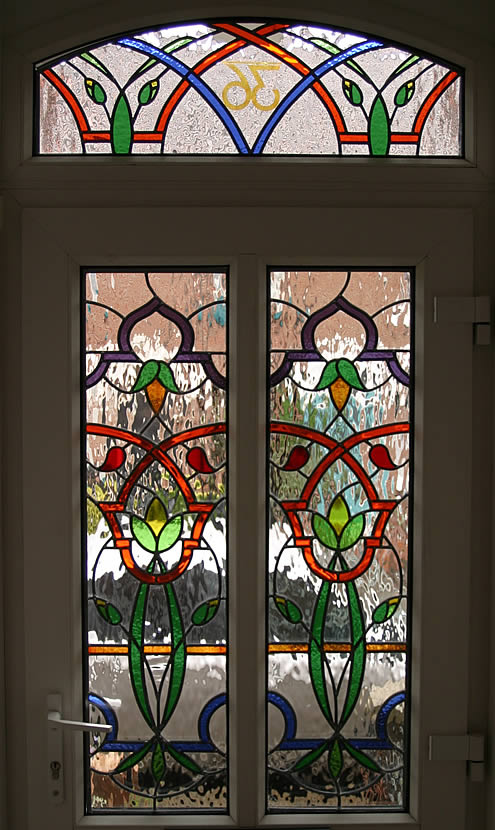 Stained Glass Front Doors 495 x 830 · 102 kB · jpeg